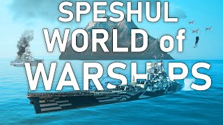 Fails & Funny Moments in World of Warships Episode 19