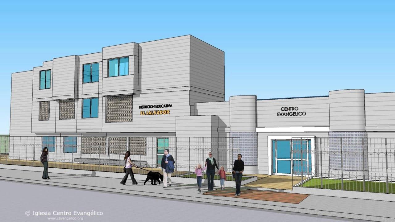 Presentacion Proyecto Construccion Iglesia Centro