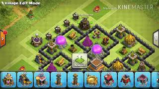 Th8 troll+trophy base with the record of winning defenses