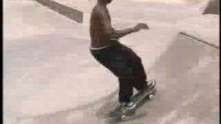 El Vortex, Pro-wrestler Pro-skateboarder