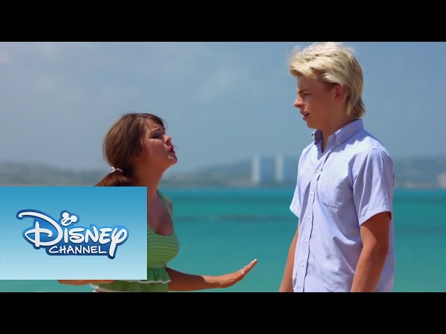 Teen Beach Movie: Video Musical ¨Can't Stop Singing¨ Travel Video