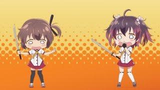 2019年1月TVアニメ放送開始! TVアニメ「刀使ノ巫女」とスマートフォン...