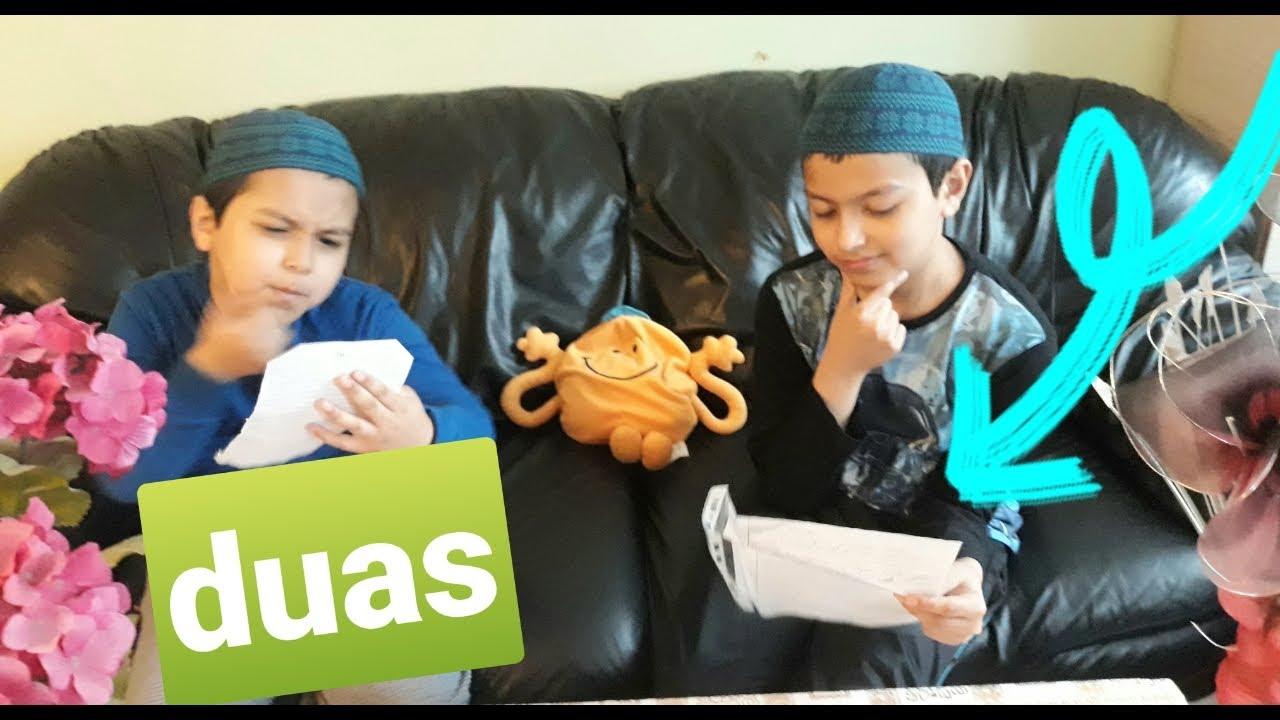 Duas of Islam