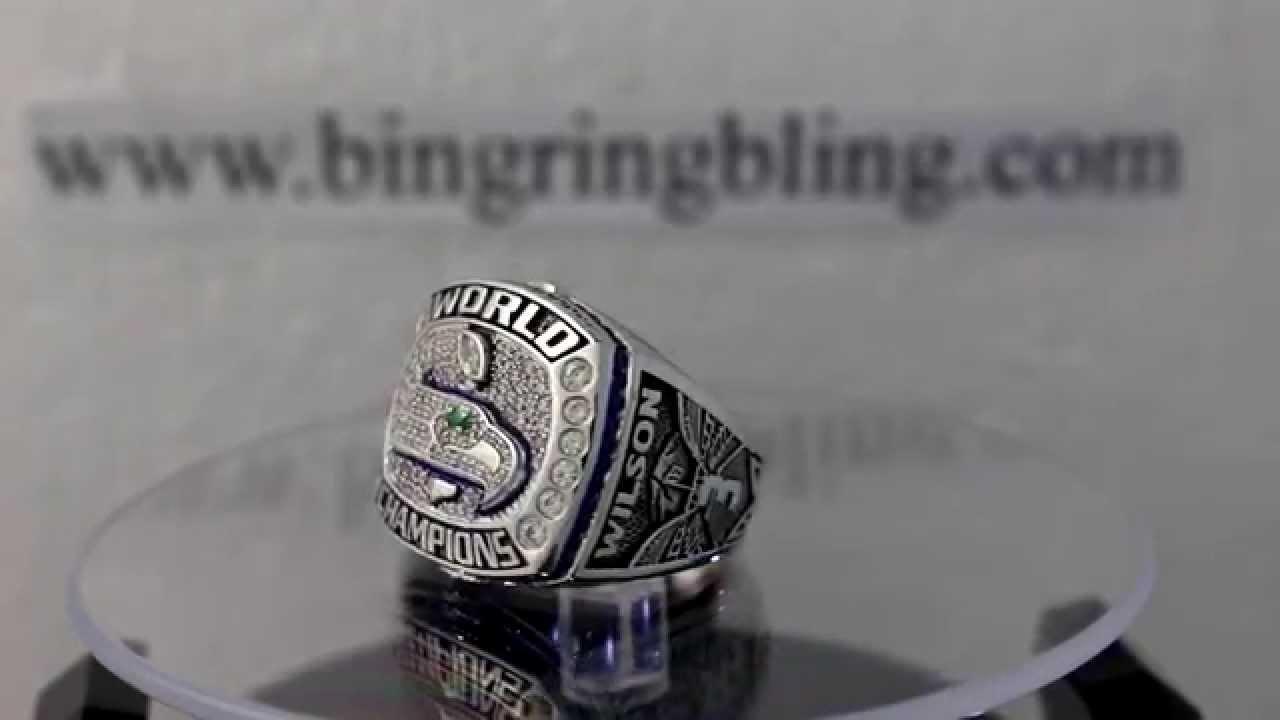 2013 Nfl Seattle Seahawks Super Bowl Xlviii Championship