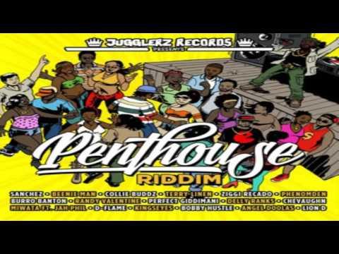 DJ FUNKADELIC - PENTHOUSE RIDDIM MIX PART 1 2017