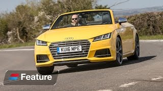 Audi TT S Roadster long term test review