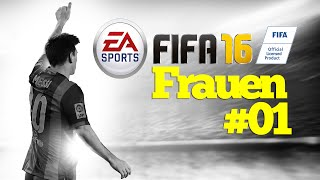 Fifa 16★Gameplay Demo PC★Frauen D vs. USA #01★60fps★