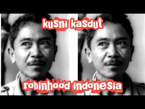 KUSNI KASDUT Legenda Robinhood Indonesia !!