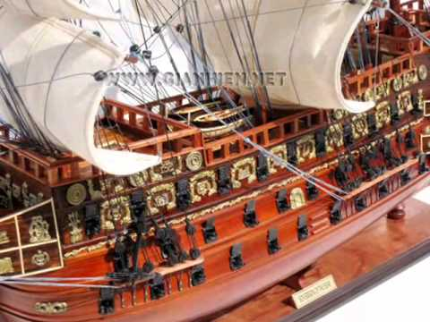 SOVEREIGN OF THE SEAS - GIA NHIEN VIETNAM BOATS BUILDER