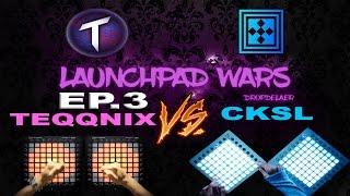 teqqnix vs cksl launchpad wars dropdealer