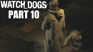 Watch Dogs Walkthrough Part 10 - PS4 Gameplay Review With Commentary 1080P