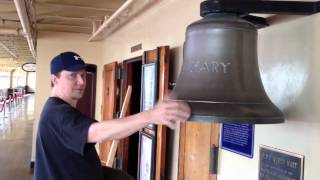 Queen Mary ships bell