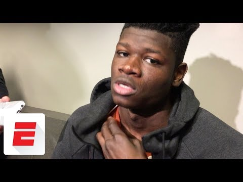 Texas' Mohamed Bamba discusses his NBA decision after NCAA tournament loss to Nevada | ESPN