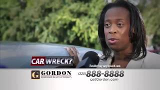 Car Wreck Help | I Wasn't Sure What to Do | I called 888-8888 | Gordon McKernan Injury Attorneys