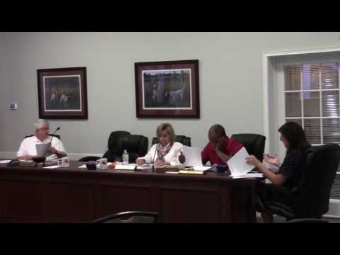 Financials: under budget and under revenue due to slow millage collections