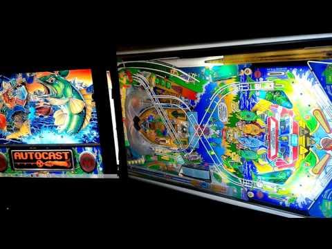 Pinball arcade cabinet mode - YouTube