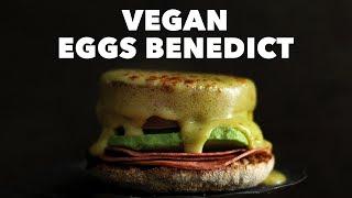 Vegan Eggs Benedict | Two Market Girls