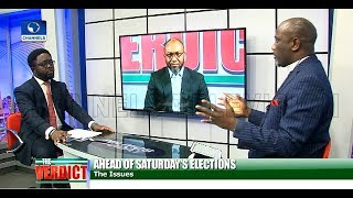 PDP's Chidoka, APC's Kasali Disagree Over Rescheduled Polls |The Verdict|