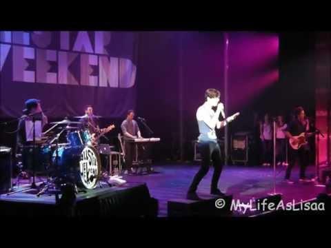 Allstar Weekend - Yeah 3X - Allstar Weekend Wintertour 2012 in Staten Island HD