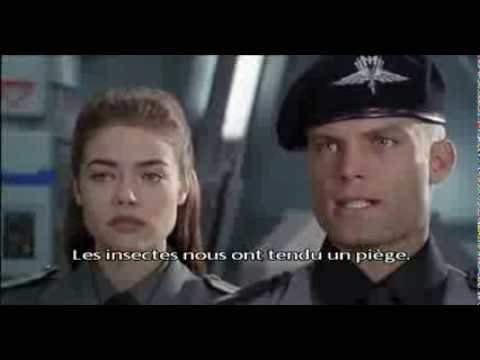STARSHIP TROOPERS - Bande annonce (vost)