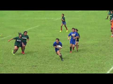 Globe 7s League - QCPU vs Miriam - 9/23/17