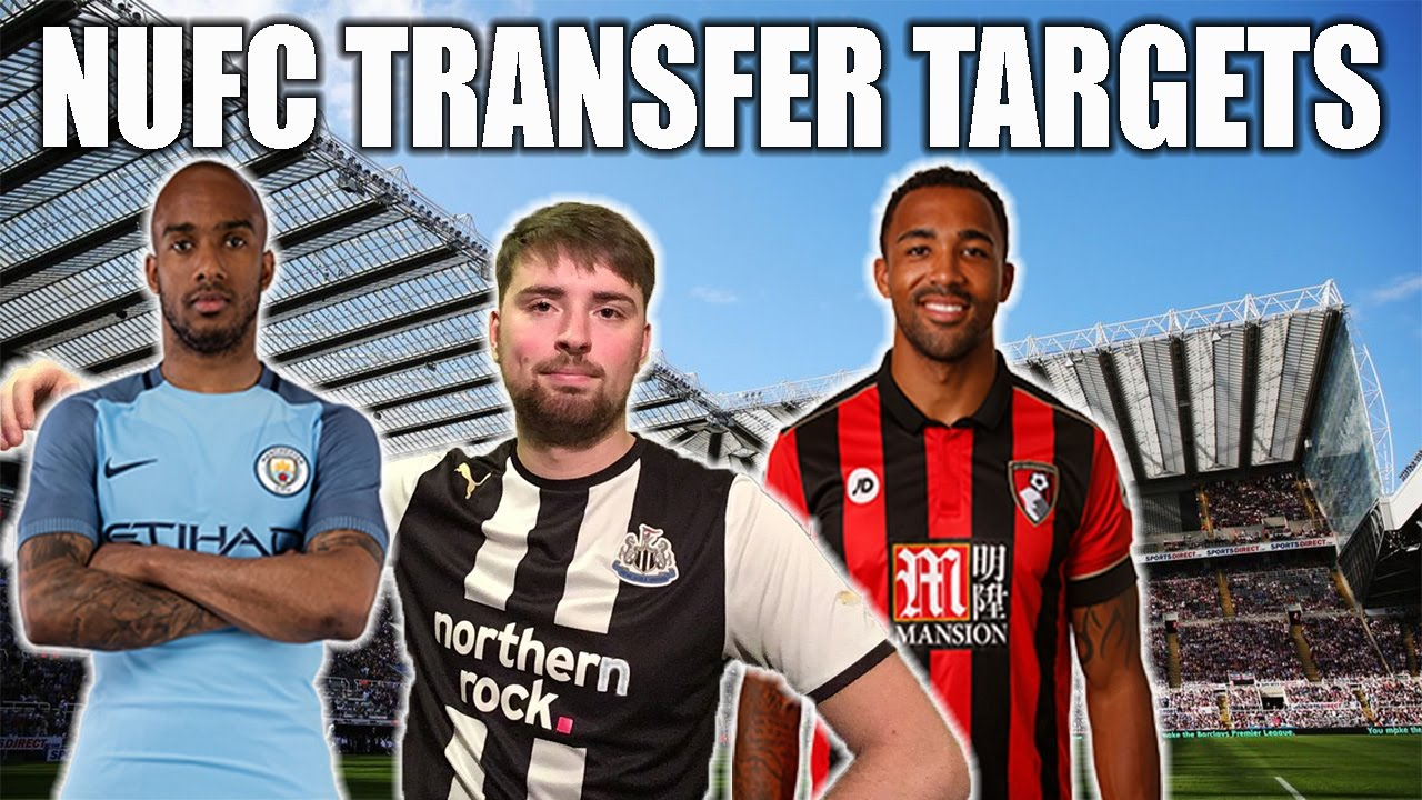 Nufc Transfer Rumours Latest