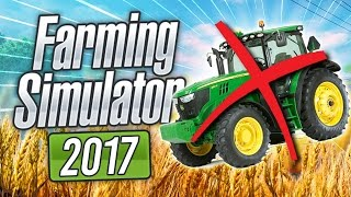 The Wrong Tractor | Farming Simulator 2017 #4