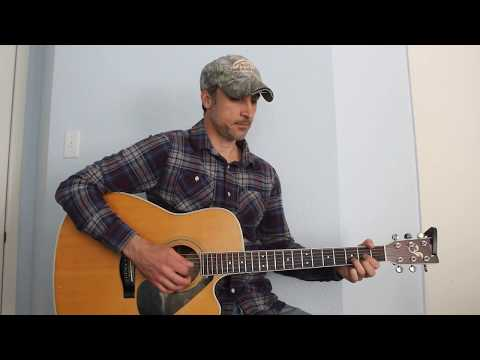 Tell Lorrie I Love Her - Keith Whitley - Guitar Lesson | Tutorial