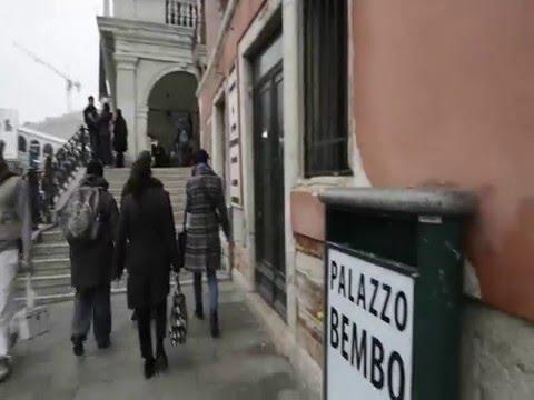 Palazzo Bembo Entrance