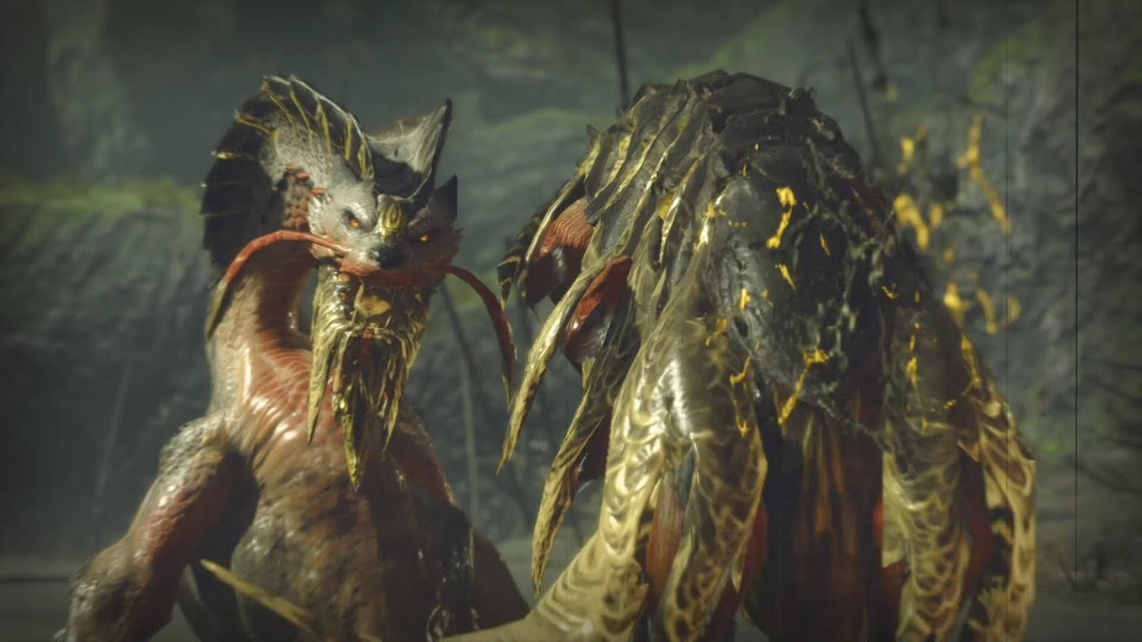 Download Monster Hunter Rise - All Monster Intros