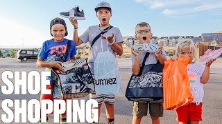 BACK TO SCHOOL SHOE SHOPPING | PICKING THE PERFECT PAIR OF BACK TO SCHOOL SHOES