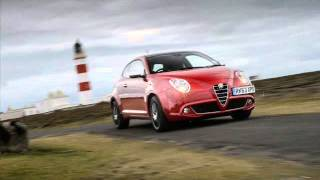 All New 2014 Alfa Romeo MiTo Facelift UK Spec Exterior