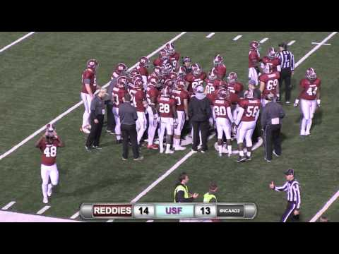 NCAA DII Playoffs | First Round | Henderson State vs. Sioux Falls