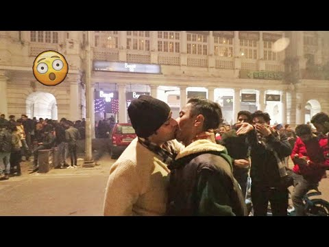 What Happen in Connaught Place At New Year Night 2020 😱