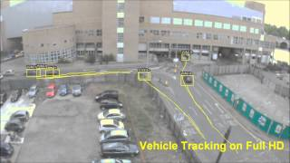 How to use GXI Video Analytics Vehicle Tracking in Full HD