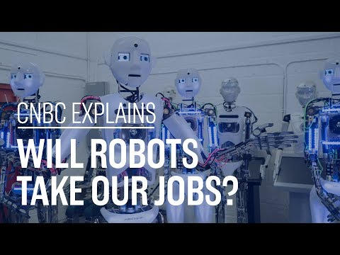 AM Tampa Bay - Daniel James Scott -  Robots Displacing Jobs