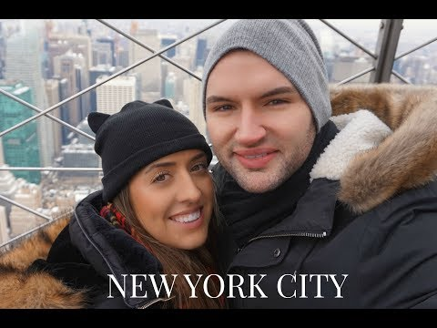 FIRST TIME IN NEW YORK, BEING A TOURIST | WEEKLY TRAVEL VLOG