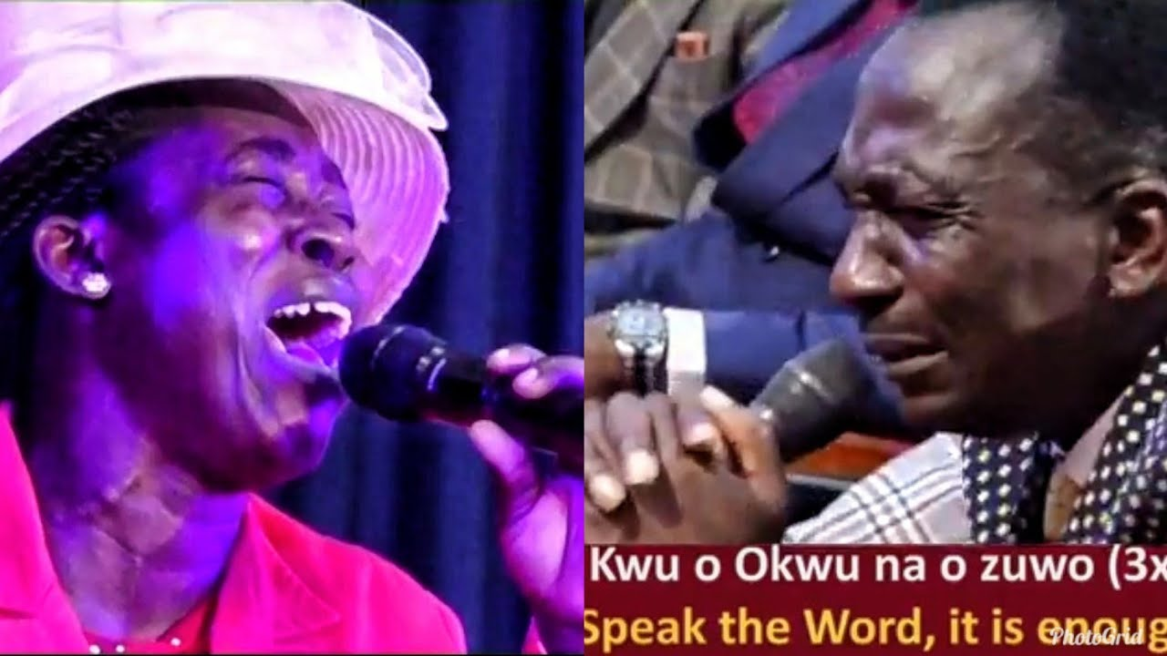 Download *Latest Worship * Kwu o Okwu na o zuwo by Mrs Osinachi Nwachukwu and Dr Paul Enenche #IMFFC