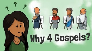 The Four Gospels: An Introduction on WhiteBoard