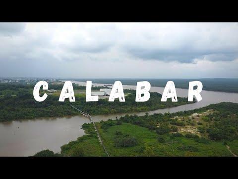 This Is Calabar, Nigeria.
