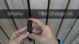 Fitbit Charge HR Review en Español