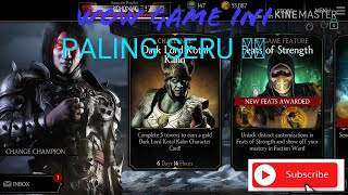 Mortal Kombat X - android game play - GG