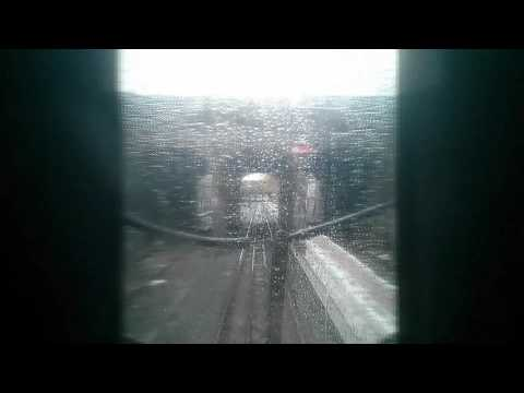 RARE? RFW: R68 (N) Train from Coney Island to Pacific Street (In The Rain)
