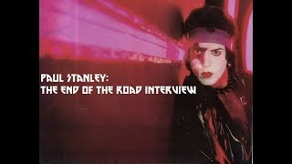 KISS - Paul Stanley Interview on The End Of The Road Tour