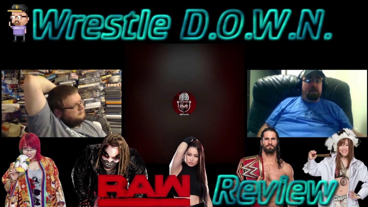 Download WrestleDOWN: WWE Monday Night RAW 10/7/19 Review