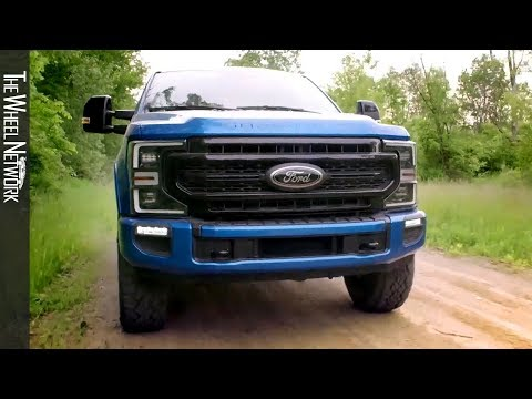 2020 Ford F-Series Super Duty Tremor Off-Road Package