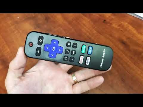 Hisense Smart TV : How To Fix Remote Control (1 Minute Fix)