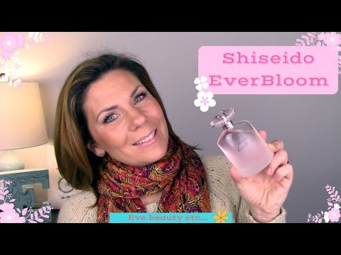 EverBloom By Shiseido Fragrance/perfume Review