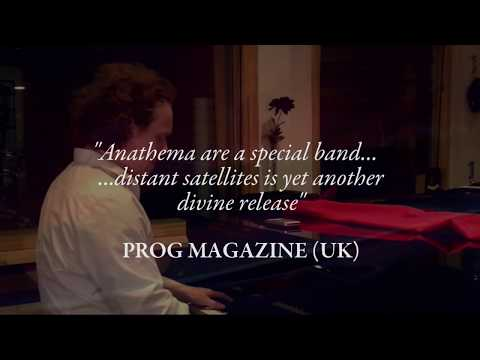 Anathema - Anathema (lyric video) (from Distant Satellites)