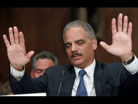 I Don't Think Mr  Holder Should Be Here how about IN JAIL without pay Rep  Farenthold